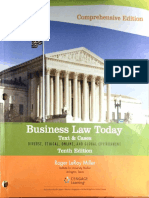 Business Law Today - Tenth Edition.pdf