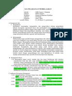 RPP SMK KELAS X DEGREE OF COMPARISON