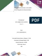 Aplicación INDEX CDI Turmequé - Boyacá