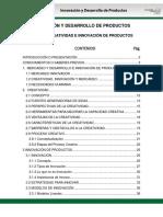 PRODUCTOS DE INOVACION