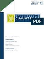 Cuadro Comparativo- Unidad 1