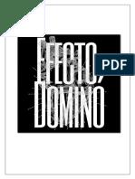Dossier Efecto Dominó