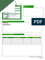 017Activity Profile Form