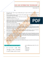 F5784774GATE-Computer Science and Engineering Previous Paper 2010
