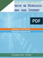 4º Semestre - Tecnologia Cliente - Servidor.pdf