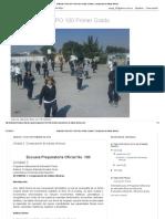 Activación Física EPO 100 Primer Grado_ Unidad 2