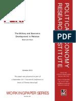 The Militiary and Economic Development in Pakistan-1.pdf