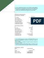 Taller Interes Compuesto Matematicas Financieras UDES