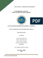 Fractura Informe Acabado
