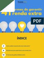 E-book 41 Formas de Garantir Renda Extra