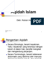 Aqidah-Islam.ppt