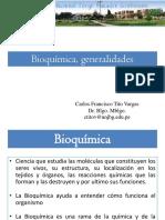 01 Introducción a La Bioquímica