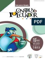 Yo Construyo Mi Ecuador Décimo Año(1)
