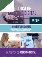 Presentacion de gobierno digital