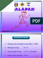 Acara Balapan