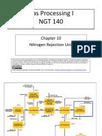 Nitrogen Rejection Unit