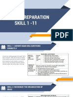 TOEFL Reading Preparation SKILL 1-11