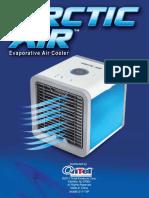 Manual do Mini Condicionador de Ar