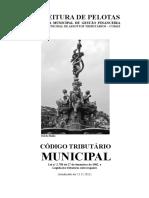 Codigo Tributario de Pelotas 2012