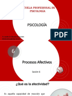 Psicología (enfermería)-sesión 6 procesos afectivos- 2019-1.pptx