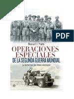 Prieto Manuel J - Operaciones Especiales de La Segunda Guerra Mundial