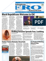 Washington D.C. Afro-American Newspaper, November 13, 2010