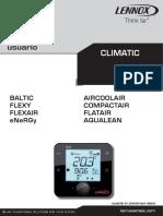 Climatic Rt Unitary Iom 1508 s