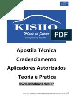 Apostila Para Credenciamento Kisho - Rev Jan18