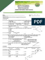 Summative Test Fourth