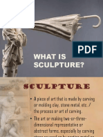 Sculpture (Art Appreciation)