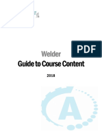 Guide to welding career