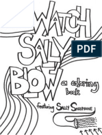 Watch Sally Blow featuring Sally Saxophone