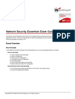 Network Security Essentials Exam Guide