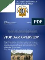 ANALYSIS OF FALIURE OF STOP DAM (Presentation).pptx