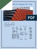 Alloy Constructional Steel