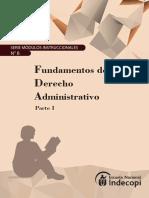 Fundamentos Derecho Adm Parte I