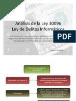Leydedelitosinformaticos