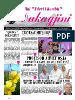 Gazeta Dukagjini nr 189