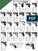 Micro Pistol Pocket Sizes