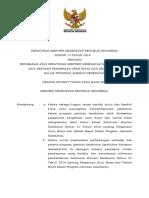 PMK No. 13 Th 2019 ttg Pengenaan Urun Biaya dan Selisih Biaya Dalam Program Jaminan Kesehatan.pdf