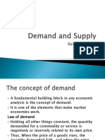 p21-33 Demand and Supply