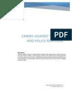 Crime against women in Pakistan