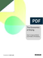 AG WP Drying Economics