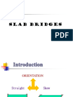 Slab Bridges