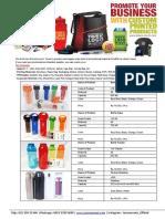 Katalog Jasa Souvenir - Juli 2019