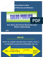 Presenta Salud