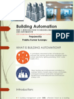 Building Automation by Prabhu Kumar Surarapu