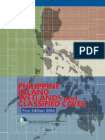 Atlas of Philippine Inland Wetlands and Classsified Caves 2016 BMB DENR