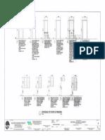 Sample schedule of doors and windows