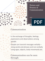 Nature and Process of Communication.pptx